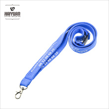Best Quality Reasonable Price Custom Logo Fashion Tubular Lanyard