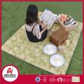 High quality pinsonic printed waterproof picnic blanket