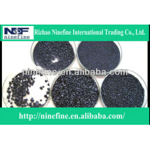 calcined petroleum coke dust