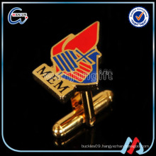 plating gold mens wholesale cufflinks