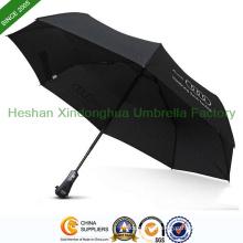 Audi Automatic Folding Umbrellas for Promotion (FU-3821BFA)