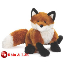 ICTI Audited Factory stuffed toy fox