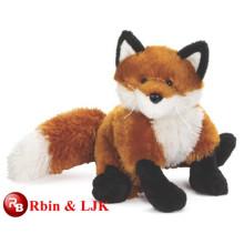 ICTI Audited Factory stuffed toy fox