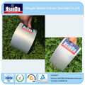 Hot Sales Transparent Smooth Finish Silver Effect Spray Powder Coating