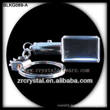 K9 Blank Crystal für 3D Lasergravur BLKG089-A