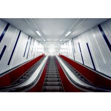 Einkaufszentrum gebrauchte Rolltreppe