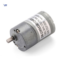 12v dc motor dengan gearbox pengurangan