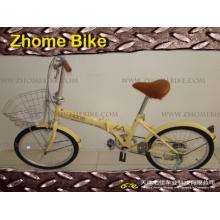 Fahrräder/20 Zoll Faltrad Falten Fahrrad für Japan und den USA Markt