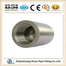 SS 316 threaded coupling pipe fittings