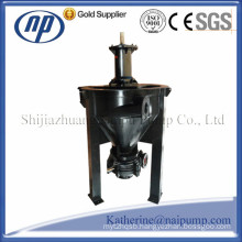 Froth Pump for Highly Abrasive Frothy Slurries (4 RV-AF)
