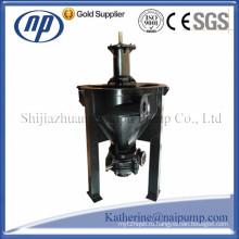 Пенный насос для высокоабразивных пенообразных шламов (4 RV-AF)