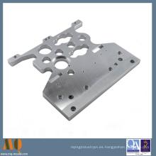 Servicio de mecanizado de fresado CNC de aluminio Dongguan