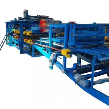 PU Foam Sandwich Panel Making Machine