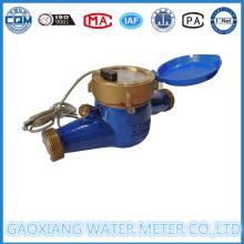 Medidor de Agua Seca Multi Jet con Salida de Pulso