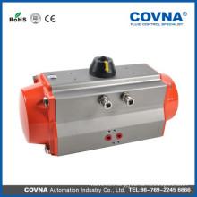 China manufacturing fast acting pneumatic cylinder pneumatic actuator