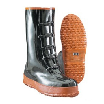 Good Quality Professional Industrial PVC Material Waterproof Safety Rain Boots