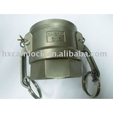 SS316 Female Threaded Camlock Coupling