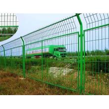 Clôture de chemin de fer galvanisée de meilleure qualité de résistance au soleil