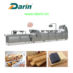 Gold Quality Peanut Candy Production Line