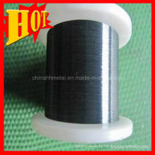 Cable de titanio puro ASTM B863 Gr2 en existencia