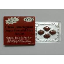 100%Natural chao ji meng nan super power man sex medicine with4 sex pills