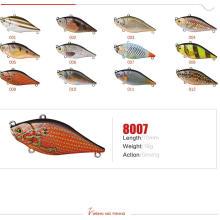 New Design 80mm 18g Hard Fishing Lure