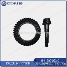 Pinhão genuíno da roda de coroa da roda de coroa de NHR NKR 7:39 5-41200-023-0
