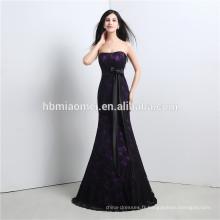 Mesdames exclusive cuisse split bodycon robe maxi robe de soirée de sexe mature