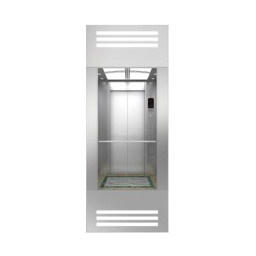 Sightseeing Elevator Cabin