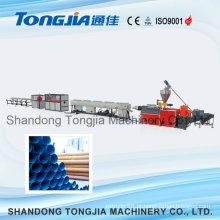 Linha de Produção de Tubos Rígidos de PVC para Construção e Abastecimento de Água