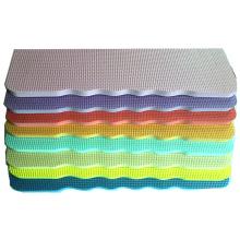 Wholesale cheap waterpoof portable custom bathroom kneeling pad eva foam kneeling pad for garden bathtub