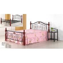 Молодая мода хорошая качественная стальная кровать (B-551 #)