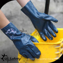SRSAFETY 2014 nitrile chemical glove supplier /china supplier with best quality working gloves