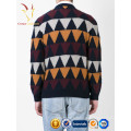 Pulls en cachemire tricotés personnalisés Intasia pour hommes