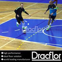 Vinyl Sport Bodenbelag für Indoor Futsal Court