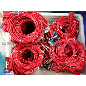 D-sub Data Kabel Wire Assemblies