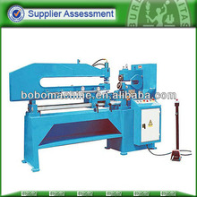 High performance round metal cutting machine