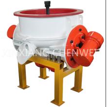Máquina de polimento e polimento de esferas de aço