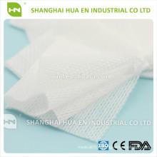 Absorbant Tissu de gaze précieux stérile non stérile non stérile non-stérile de taille différente