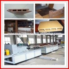 WPC Flooring Profile Machinery