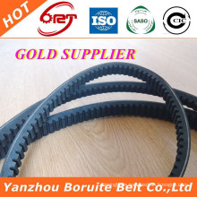 customized rubber v-belt for cars from manufacture China