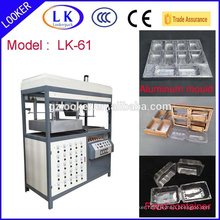 Plastic Lunch Tray forming machine