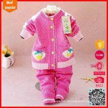 HOT-Selling Mode Hand Kint Baby Swearer Designs für Mädchen