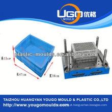 Molde de recipiente de água, plástico, recipiente de bateria, fornecedor de moldes