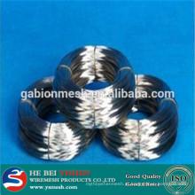Arame elétrico de ferro galvanizado