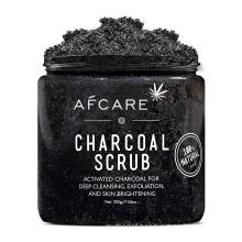 Bamboo Charcoal Scrub Butter Body Scrub and Cream Set 200ml Guangzhou Body Scrub