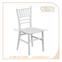 fashion PP chiavari wedding/events chair bamboo design commercial chair