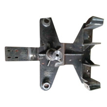 OEM Metal Steel Rail Train Parts