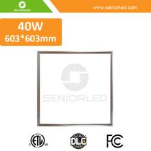 Teto plano de alta qualidade LED Light com UL Dlc Listado