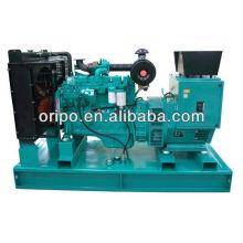 Дизельный генератор 100kva 50hz 380v 1500rpm с 3-фазным генератором